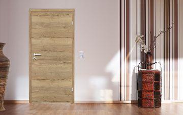 Zimmertüre GARANT-Ambiente NT Authentic, Risseiche © GEBHARDT Holz-Zentrum GmbH